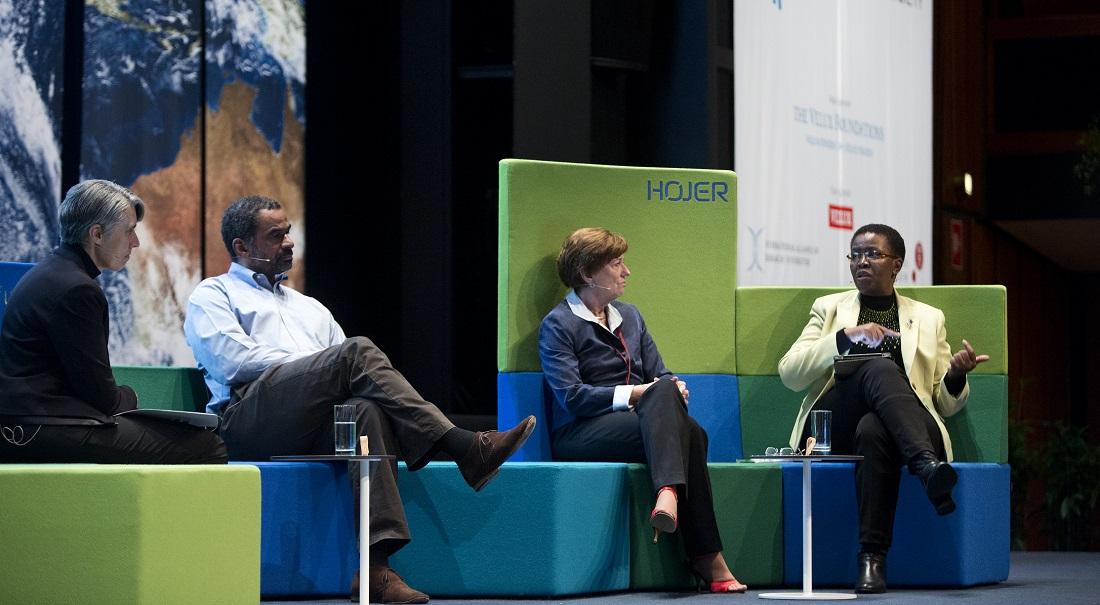 IARU Sustainability Conference 2014